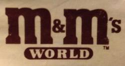M&M's World 1997