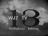 WJZ Baltimore 1958