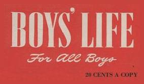 Boys Life 1945