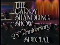 Garry Shandling 25th