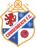 Cowdenbeath FC logo (introduced 2015)