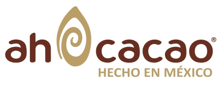 Logo ah cacao real chocolate