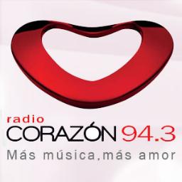 Radio Corazon Logo 2012