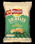 Crinkles vinegar big