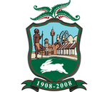 South Sydney Rabbitohs logo (100th anniversary)