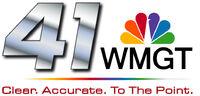 WMGT 41 NBC logo