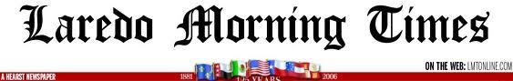 Laredo morning times logo