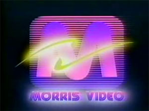 Morris video logo