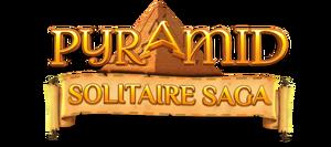 Pyramid Solitaire Saga logo