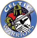 Celtic Warriors logo (unused)