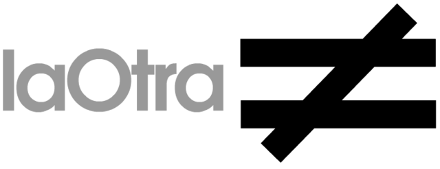 File:LaOtra logo 2001 2.png