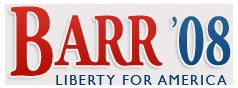 Barr campaign logo