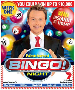 Bingo ad