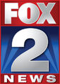 WJBK FOX 2 NEWS logo