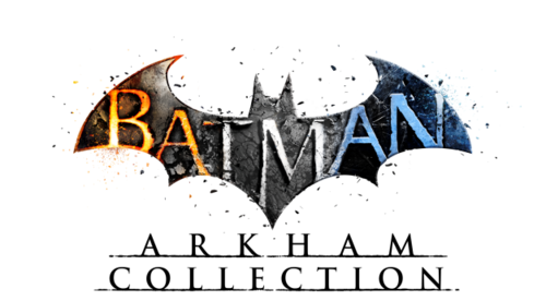 Batman arkham collection logo black-626x345