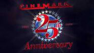 25th Anniversary logo (2008-2009)