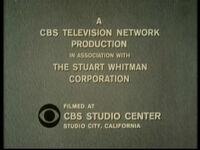 Cbs television-1967 cimarronstrip