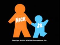 Nick Jr 1996