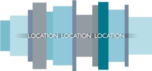 Location Location Location 2001 logo