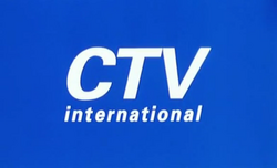 CTV International Logo