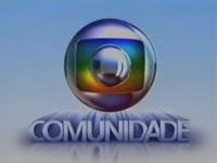 Globo Comunidade 2008