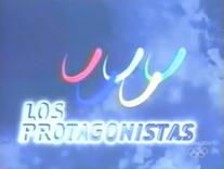 Los Protagonistas 2004