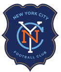 New NYCFC logo (shield)