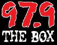 97.9 The Box logo