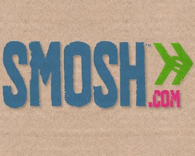 SMOSH Logo Animation: Fan Done - YouTube