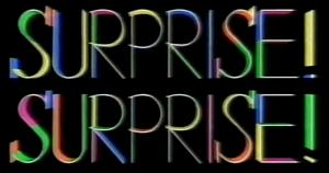 Surprise Surprise 1980s