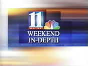 WXIA-TV 11Alive News Weekend In Depth 2002