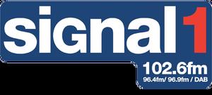 Signal 1 logo