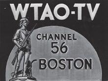 WTAO ch 56 Station ID