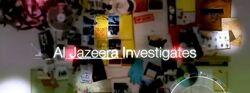 Al Jazeera Investigates (Title Card)