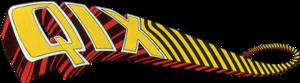 Qix logo by ringostarr39-d68oba3