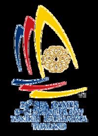 SEA Games 2007 Logo