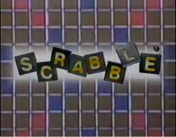 Scrabble 1984 Promo