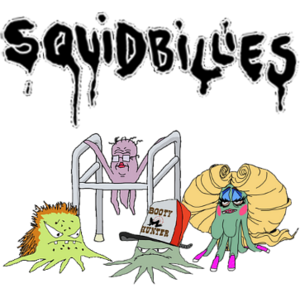 Squidbillies title card
