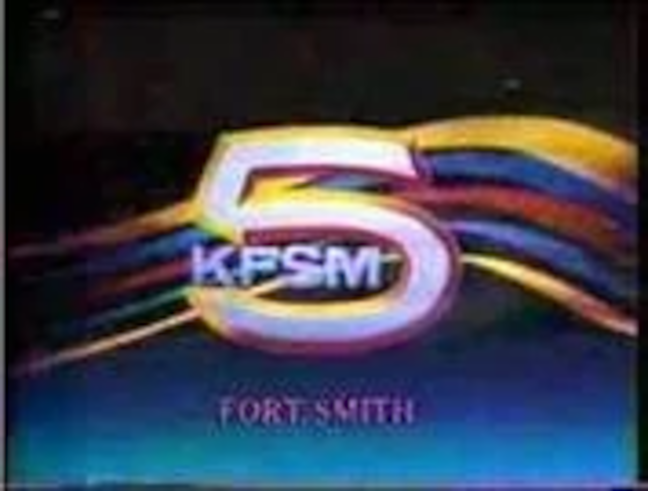 KFSM-TV's We've Got The Touch, You And KFSM 5 Video ID From Late 1983