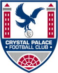 New Crystal Palace FC logo (January choice C)