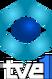Logo TVE--1 (1982-1991)