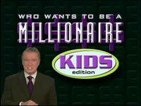 Millionaire (Kids Edition) Logo
