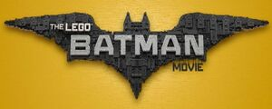 The LEGO Batman Movie logo (2017)