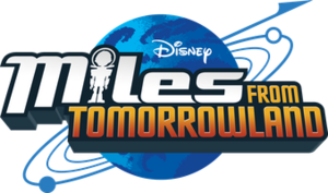 Miles from tomorrowland logo