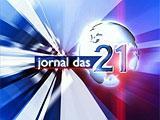 NTV Jornal das 21 2003