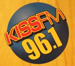 96.1 KISS FM WPKF