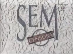 Sem Censura 1996