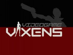 Video game vixens-show