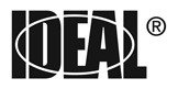 Ideal later logo