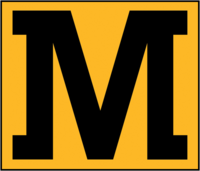 Metro logo 1980